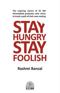 Cover of Stay Hungry Stay Foolish