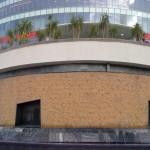 Entrance of Royal Meenakshi Mall
