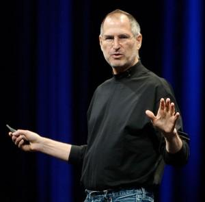 Steve Jobs at WWDC07