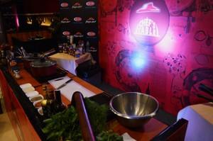 Pizza Hut Chef's Table
