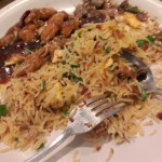 Burnt Chilly Rice