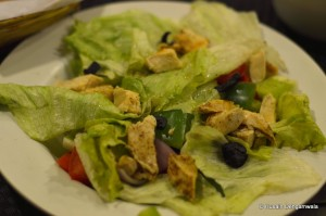 Chicken Tossed Salad