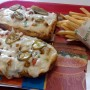 Chicken Cheese Burst Footlong at Grill Inn