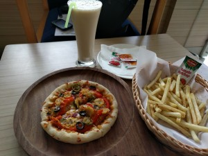 Pizza Combo