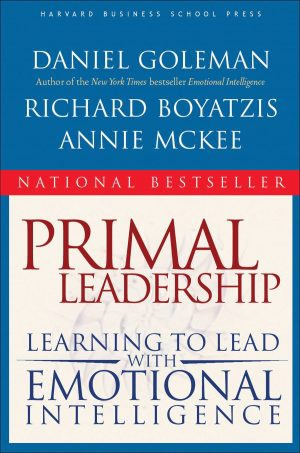 Primal Leadership Book Cover